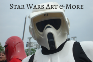 Star Wars Art & More Expo