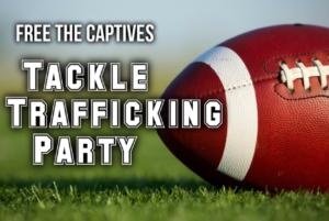 Tackling Trafficking Party